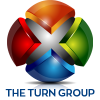 The Turn Group logo