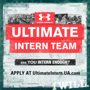 under armour advanced marketing strategy example